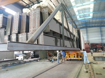 dry mortar production line 8